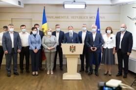 PRO MOLDOVA cere instituirea unei comisii de anchetă în Parlament pe cazul Gațcan